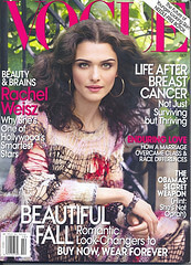 Vogue magazine Cover hair restoration Eyelash Transplant and Implant Procedure