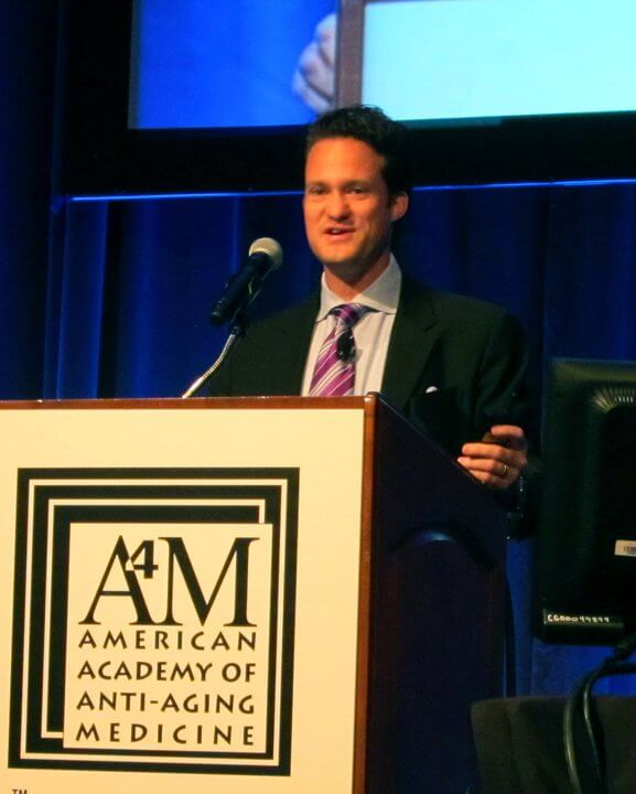 19th Annual American Academy of Anti-Aging Medicine (A4M) Conference in Orlando, FL