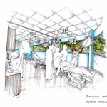 1450 S Dixie Hwy New BMG renderings w desc4 150x150 Prominent Hair Loss Expert Dr. Alan J. Bauman Opens State of the Art Hair Transplant and Hair Loss Treatment Center in Boca Raton