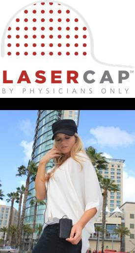 LaserCap Receives FDA Clearance