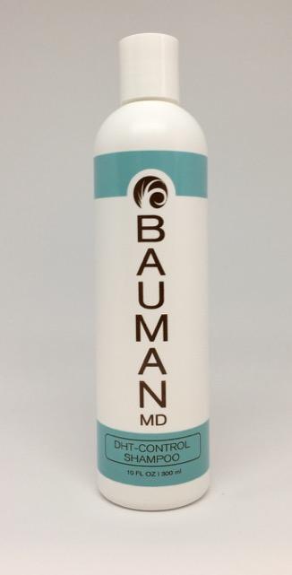 BaumanMD DHT Control Shampoo LR BaumanMD DHT Control Shampoo