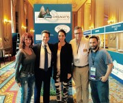 Dr. Alan Bauman and Team Participate in #ISHRS2015 Chicago Annual Scientific Meeting