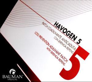 Havogen5 antiDHT SawPalmetto Patch DrAlanBauman 300x268 Havogen5 Anti DHT Transdermal Patch