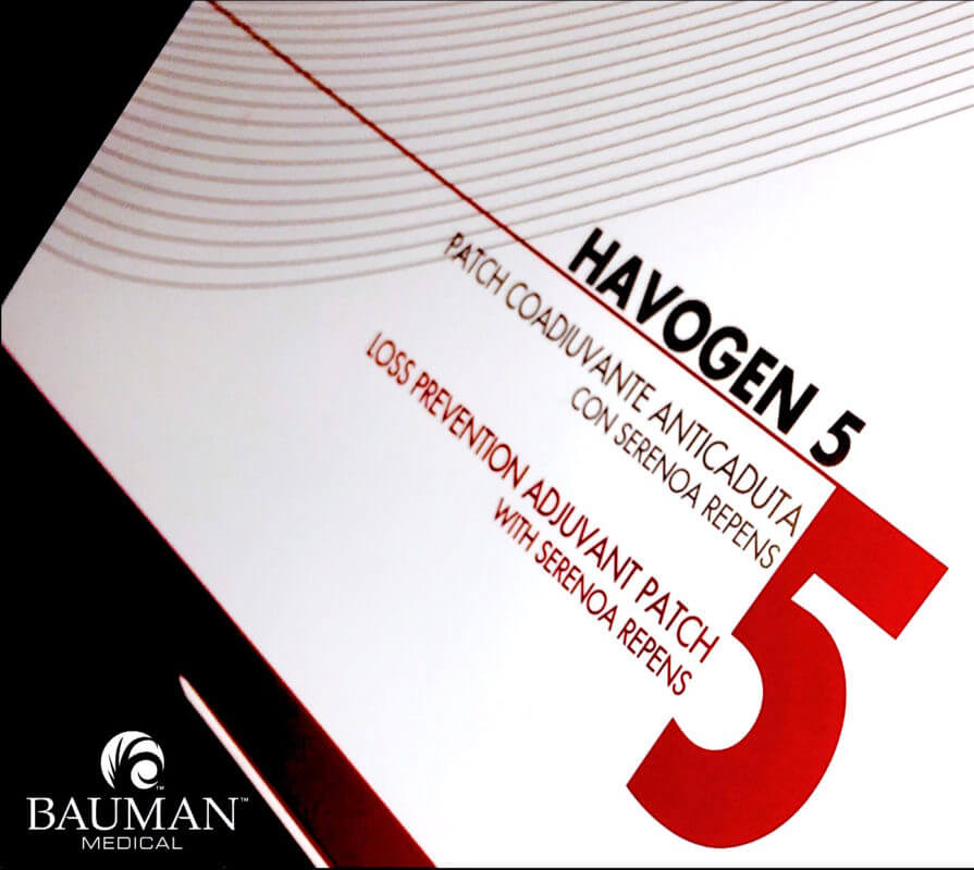 Havogen5 Anti-DHT Transdermal Patch