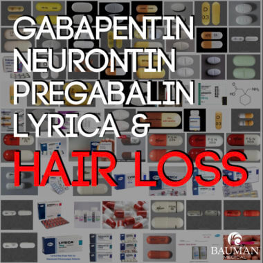 Does Gabapentin Cause Hair Loss?