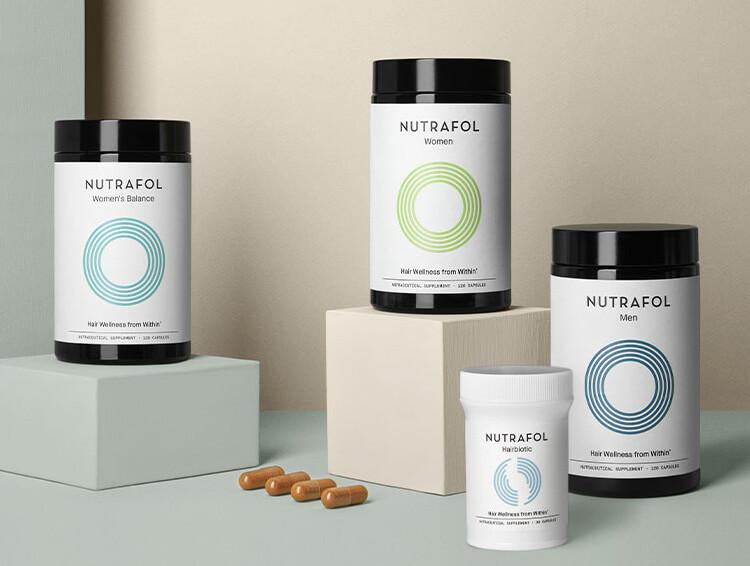 Nutrafol Hair Nutraceuticals