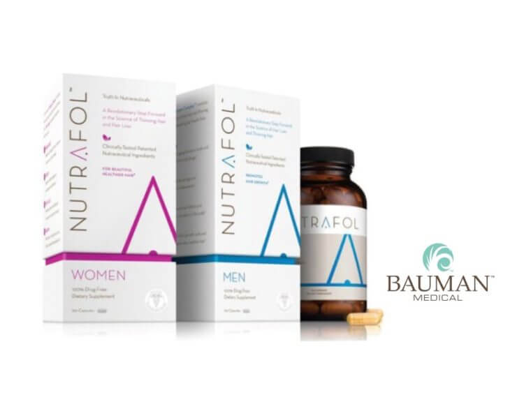 Nutrafol Hair Nutraceuticals