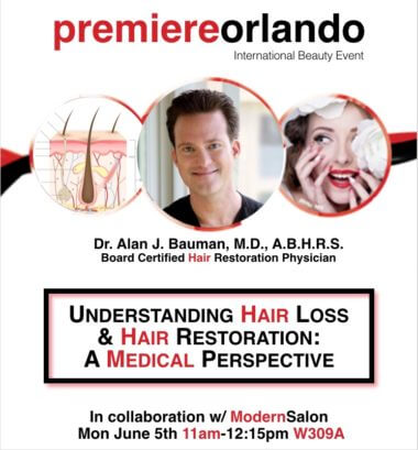 PRESS RELEASE: Dr. Alan Bauman Presents at Premiere Orlando 2017
