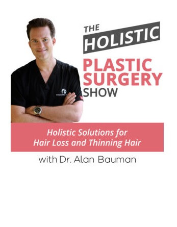 PODCAST: Holistic Hair Restoration w/ Dr. Tony Youn