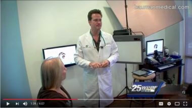 VIDEO: PRP Platelet Rich Plasma + ECM, Stem Cell Activation on ABC News WPBF Palm Beach