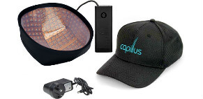CapillusRX image What is the CapillusRx Laser Therapy Cap?