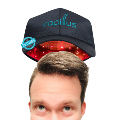 What is the CapillusRx Laser Therapy Cap?