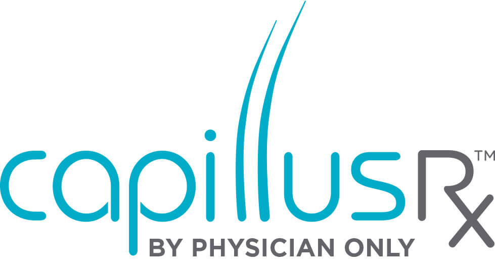 capillusrx physician logo What is the CapillusRx Laser Therapy Cap?