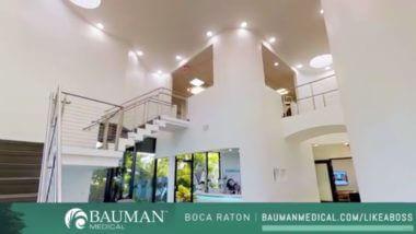 Bauman Medical 3D Video Tour of Facility