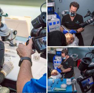 IMG 4887 300x298 VIDEO: Brians SmartGraft FUE Hair Transplant on NBC6 Miami