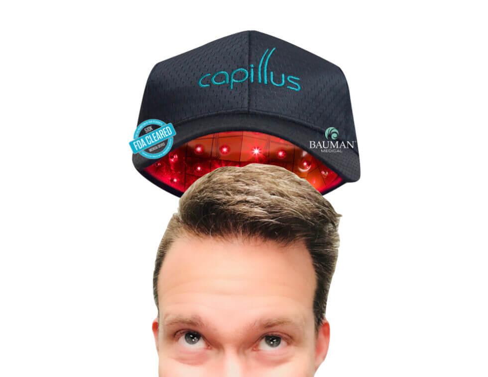 CapillusRX 312 Laser Therapy Cap