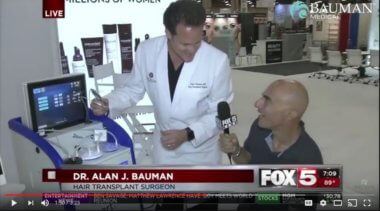 "VIDEO: Why is Smartgraft Called ""The iPhone of FUE Hair Transplant Devices?"""