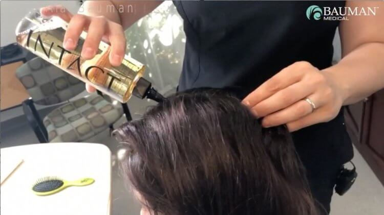 VIDEO: INTACT Hair Shedding Challenge