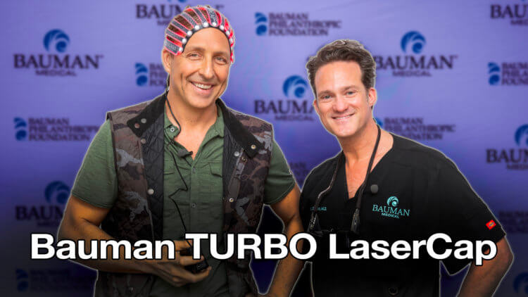 Bauman TURBO LaserCap