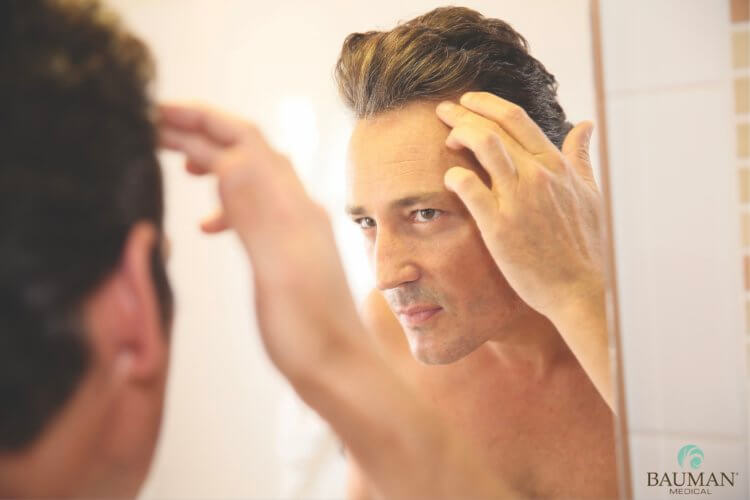 When is the right time to treat hair loss and prevent baldness?