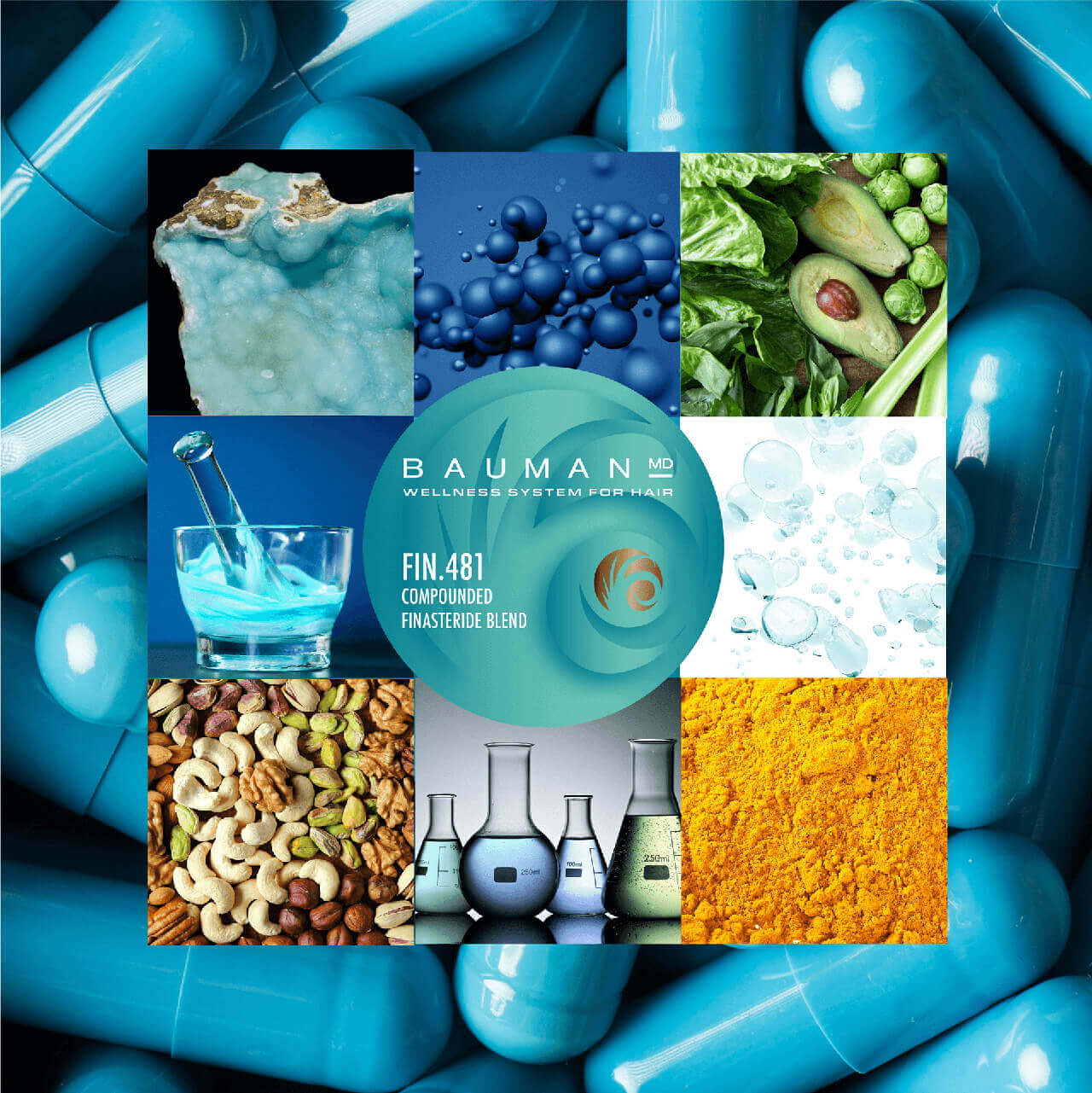 fin 481 ingredients Compounded Finasteride: Fin.481