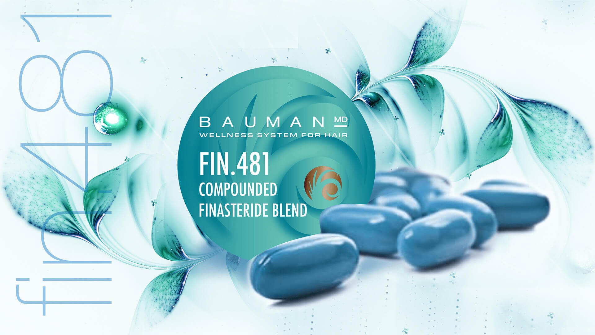 fin 481 product Compounded Finasteride: Fin.481