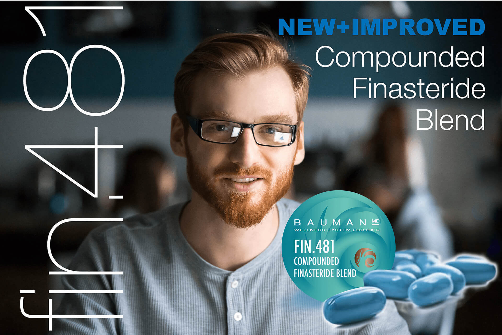 fin 481 red head model Compounded Finasteride: Fin.481